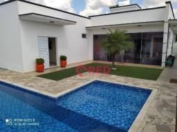 Casa com 3 dormitórios à venda, 260 m² por R$ 850.000,00 - Portal das Estrelas I - Boituva