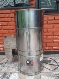 Descascador industrial de alho, batata e cebola, 6kg, 127V