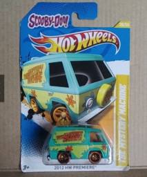 Hot wheels mystery machine scooby doo