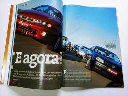 Revista Quatro Rodas - Golf 2.0, Astra 2.0, Brava HGT, Escort Zetec