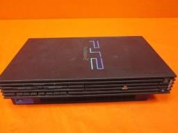 PS2 com defeito - não da sinal na tv