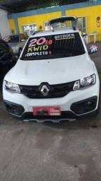 Título do anúncio: Renault- kwid outsid 1.0 2020 Completo