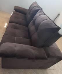 Sofá dubai top muito confortável