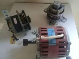 Motores para máquina de lavar roupas.