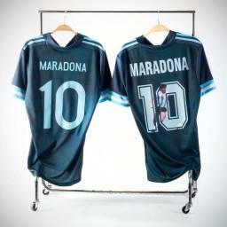 Camisa da Argentina Edição Especial Maradona - 10 Maradona
