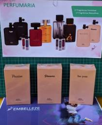 Título do anúncio: Perfumes importados Embelleze