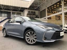 Toyota Corolla Híbrido top demais com 4 mil rodados única dona 2021