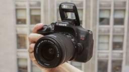 Câmera EOS T6 REBEL