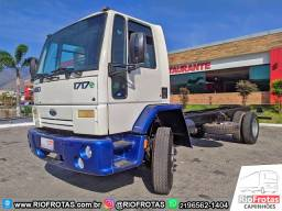 Ford Cargo 1717 - Chassi