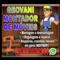 MONTADOR GEOVANI