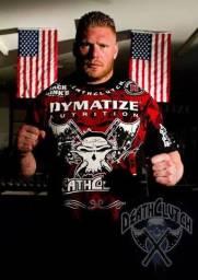 Camisa importada UFC 121  Team  Brock Lesnar