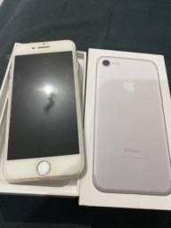 Título do anúncio: iPhone 7 / 128 memória