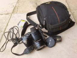 Nikon P500 Semiprofissional