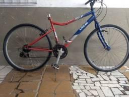 Título do anúncio: Bicicleta Caloi terra
