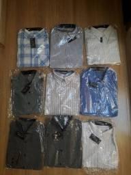 Título do anúncio: Vendo lote de 110 camisas