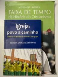 Livro religião Igreja: Povo a caminho