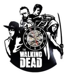 Relógio de parede, The Walking Dead, em vinil