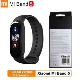 Smartwatch Original Mi Band 5 Versão Global