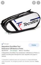 Raqueteira Tecnifibre 12r