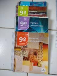 Linguagens e ciências humanas 9ano rede Pitágoras
