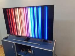 TV Samsung Q70T - 55 Polegadas - Nova