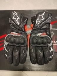 Título do anúncio: Luva Alpinestars nova sem uso Sp 8 V3 Gloves