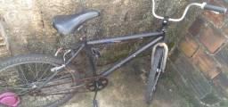 Título do anúncio: Bicicleta mais garfo