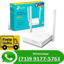Título do anúncio: Roteador Tp-link Tl-wr829n Wireless Multimodo 300 Mbps 4em1 Repetidor (NOVO)