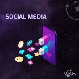 Marketing, publicidade, mídias sociais, desenvolvimento de sites