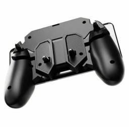 Gamepad AK66 com 4 gatilhos l1-r1 / l2-r2