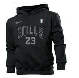 Moletom blusa de frio Chicago Bulls