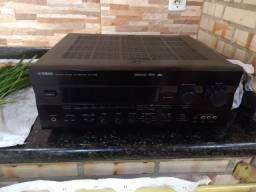 Receiver yamaha 5.1 /RX V 995 / com controle remoto original