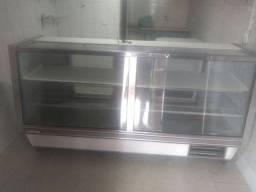 Balcão refrigerado 110v
