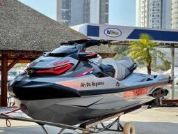 Jet Sky Seadoo RXT X 300 RS ano 2018 Com Som Baixas horas