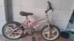 Vendo 2 bicicletas  usadas mais condições de uso