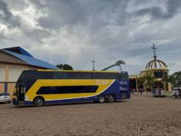 Ônibus panorâmico dd scania executivo