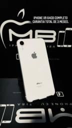 iPhone XR 64GB seminovo com Garantia