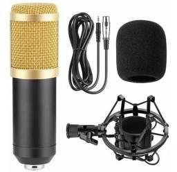 Microfone Estúdio Profissional