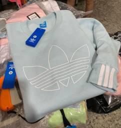 Moletom Adidas preço baixo