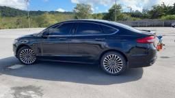 Ford Fusion Titanium AWD 2018 único dono