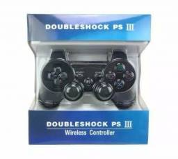 Controle Ps3 Sem Fio Ps3 Dualshock Playstation 3 Wireless<br><br>