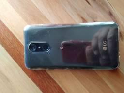 LG Q7 plus 64 gb resistente a água