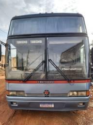 Ônibus rodoviário Scania Marcopolo