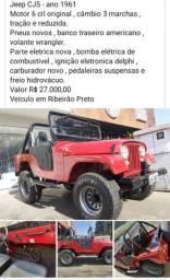 Título do anúncio: Jeep Wyllis