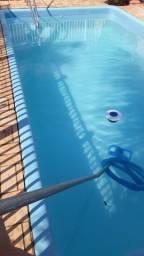 Limpezas de piscinas  e manutenção filtros