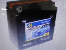 Bateria Moura Ma12E. 12Ah 12v Para Motos