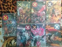 X-Men 5 ao 11 + especial