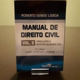 Manual de Direito Civil Vol. 2