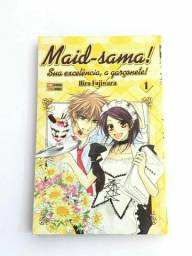 Mangá Maid-Sama 1