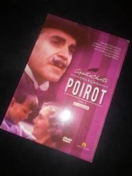 Box Agatha Christie Coleção Poirot Vol.1 (3 Discos)
